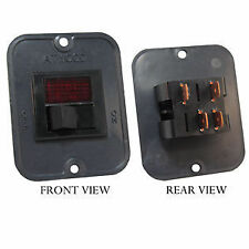 Rv trailer camper interior heaters ebay remote switch lite single panel 12v dc for atwood water heaters sciox Choice Image