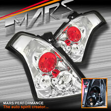 Crystal Clear Altezza Tail Lights for Suzuki Swift Hatch Series 2 2007-2010