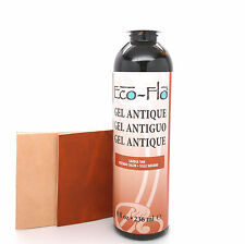 Eco-Flo Saddle Tan Gel Antique 8 oz 2607-05 by Tandy Leather