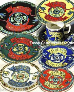 PARDO BOPLA PORZELLAN Unterteller für Espressotasse 13cm Serie ASIA