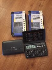 KARCE Electronic Organizer KD-1086 Calculator - lot of 2
