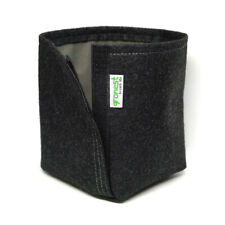 1 X Transplanter GRONEST growbag 3L Black safe roots fabric container Made in EU