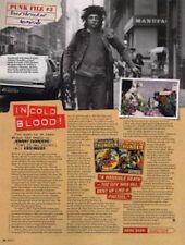Johnny Thunders a retrospective Article/Obituary