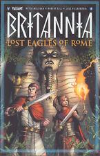 Britannia: Lost Eagles of Rome (2018) Nr. 4, Variant Cover Gill, Neuware, new