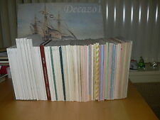 Schulman, Jacques:. Complete set of  (80) Catalogues 1945 - 1989 With / R.P.