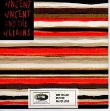(N411) Vincent Vincent & The Villains, On My Own- DJ CD