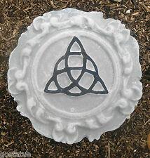 Gostatue MOLD triqueta plastic mold mould