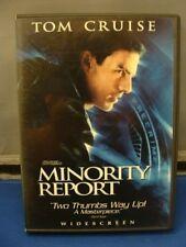 Minority Report Dvd Great Shape Tom Cruise