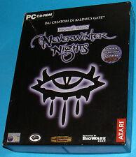 Neverwinter Nights - PC - Big Box - Prima Edizione Completa di Avventura D&D