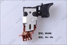 For Dewalt 152274-15,152274-19 12V-18V VSR Switch DW057,DW056,DW959,DC759,DW054