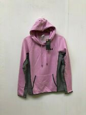 Under Armour UA Women's Storm Armour Fleece Hoodie - Small - Pink - New