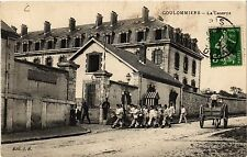 CPA   Coulommiers- La Caserne   (436842)