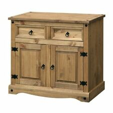 Pine Medium Wood Tone Traditional Sideboards & Buffets