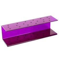 Viola Acrilico CAKEPOP Display Stand (fino a 19 Pop) TORTA LOLLIPOP