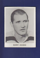 Barry Ashbee 1965-66 Coca-Cola Coke Cards Hockey (VGEX) Boston Bruins
