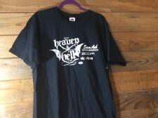 Rare Heaven & Hell Promo Shirt Dio Black Sabbath For Rhino Release New Adult L