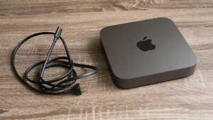 Apple Mac Mini 2018 con Tastiera e Mouse originali
