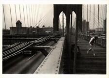 CPM MP148 Brooklyn Bridge 1969 RICHARD KALVAR (d1168)