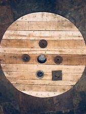 Wooden Cable Reel Ebay