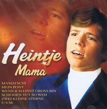 Heintje - Mama - CD NEU Es kann nicht immer nur die Sonne scheinen - Mamatschi