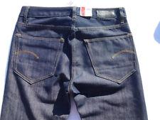 G-Star RAW 3301 Slim Straight Fit Neill Denim Jeans Aged 31x32