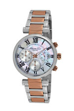 Kenneth Cole Dress Sport Silver Tone Women's watch KC4970 Analogue Chronograph