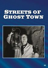 STREETS OF GHOST TOWN (B&W) Region Free DVD - Sealed