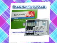 Charisma Diamond, Syringe Intro Kit,Heraeus Kulzer,Nano Composite.. Shipping