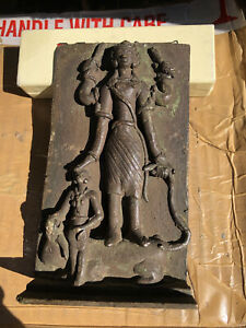 old tantric statue