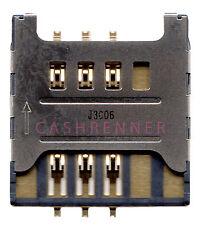 SIM Connector tarjetas lectores soporte Card Reader Connector Samsung Galaxy Nexus
