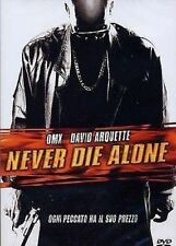 DvD NEVER DIE ALONE......NUOVO