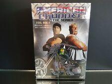 American Chopper The Series 3 Disc Box Set - Tool Box 4 DVD Video NEW/Sealed