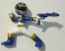 Power Rangers Mini Battle Ready Series 1 - Blue Megaforce Ranger