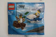 Lego City 30227 Polizei Küstenwache Polybag NEU