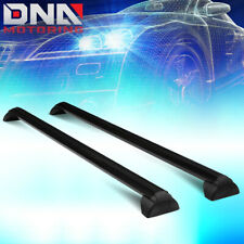 FOR 2002-2007 SATURN VUE PAIR OE STYLE ALUMINUM ROOF RACK TOP RAIL CROSS BAR