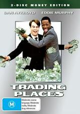 TRADING PLACES - The MONEY Edition - 2 DVD SET - Eddie Murphy DVD pack
