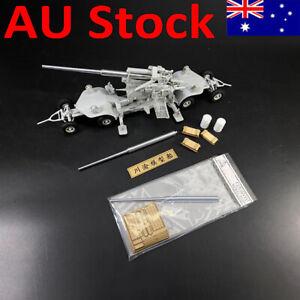 128mm Metal Barrel Model Gun Barrel for 1/35 German FLAK 40 with 84545 Model #AU
