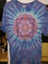 Lrg Tie Dye Hippy New Age T Shirt