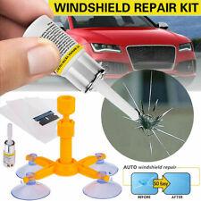 Auto KFZ Windschutzscheiben Glas Reparatur Set Steinschlag Frontscheibe Repair