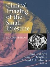 Clinical Imaging of the Small Intestine (2001, Paperback, Revised)