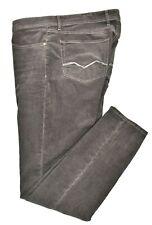 NWT $260 * Mac Jeans * Dark Brown Corduroy Arne Pipe Jeans 35 / 34, 38 / 34