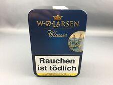 W.O. Larsen Classic Tabak Pfeifentabak 100g Dose - pipe tobacco