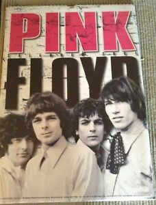 PINK FLOYD  2001 Calendar  rare NEW 12 by 18 inches RARE NEW