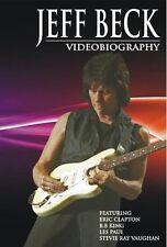 Jeff Beck - Videobiography - Live [DVD]