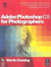 Adobe Photoshop CS for Photographers (with Tutorial CD for Mac and PC)
