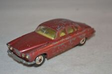 Corgi Toys 238 Jaguar Mark X Saloon in played with original condition