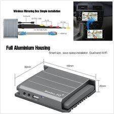 Auto Car 5G Home/Car Wifi Box For iOS10/iOS9 AirPlay Wireless Mirror Link HDMI