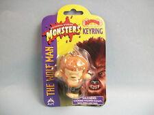 Universal Studios Monsters The Wolf Man Squeezies KeyRing 2000