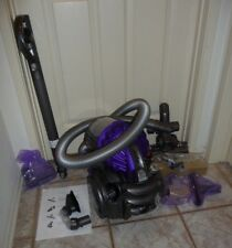 Dyson DC23 Animal Bagless Canister Vacuum Cleaner  w/ Accessories (Purple/Gray)