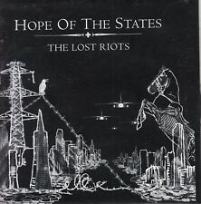 THE LOST RIOTS Hope Of The States CD